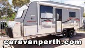 Caravan accommodation Perth